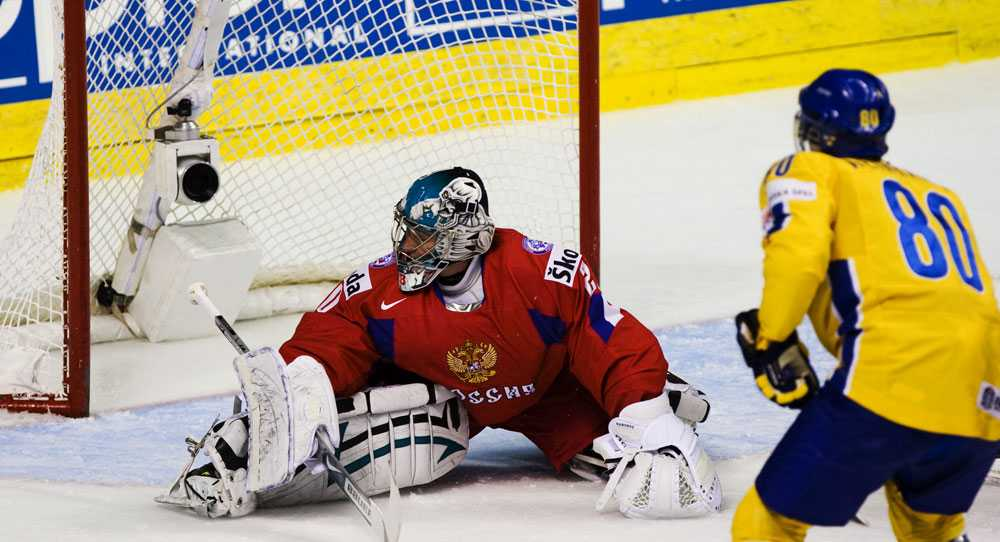 Mattias Weinhandl överlistar Evgenij Nabokov.