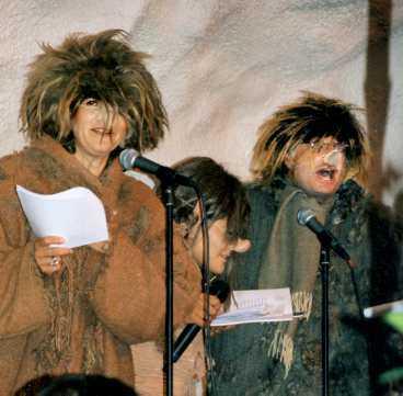 2005 Rumpnissar.  /Foto: PRESSENS BILD/PICA/BILD-ZEITUNG/BERTIL JIGERT/FLT-PICA/AFTONBLADET BILD och PRIVAT/