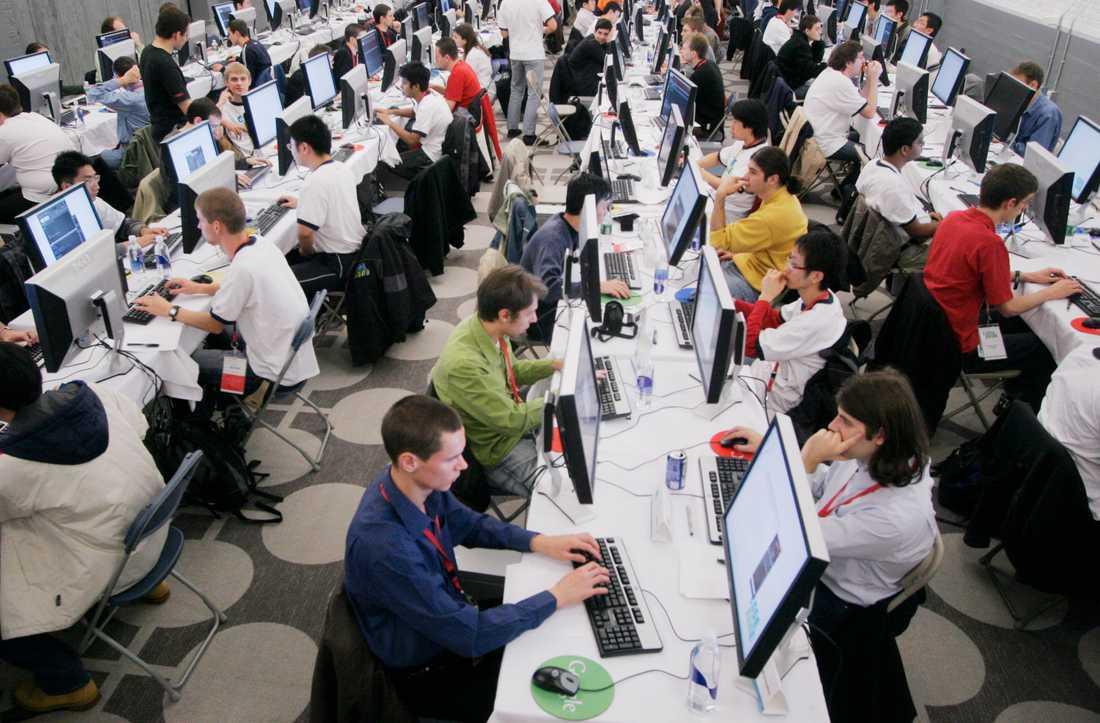 Ju fler vi är tillsammans. Offentliga sektorn kan lära sig av programmerarvärlden.