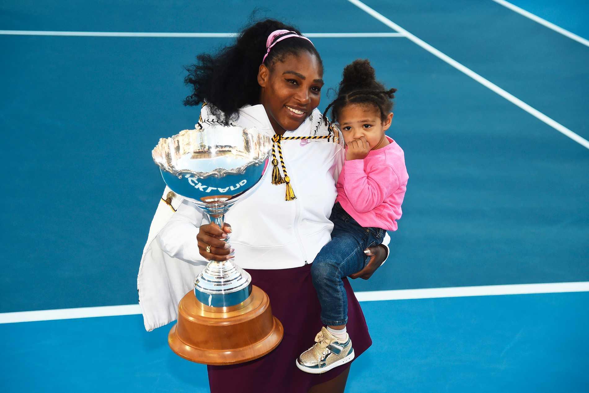 Serena Williams och