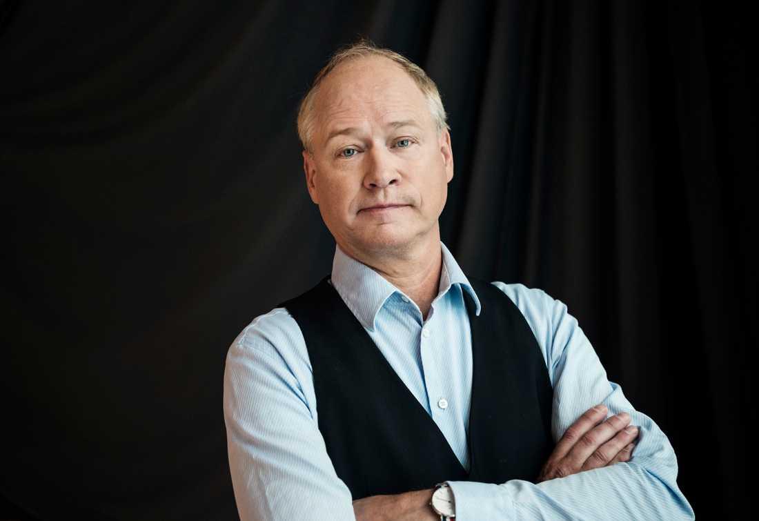 Robert Gustafsson gör huvudrollen i nytt kriminaldrama på Kanal 5.