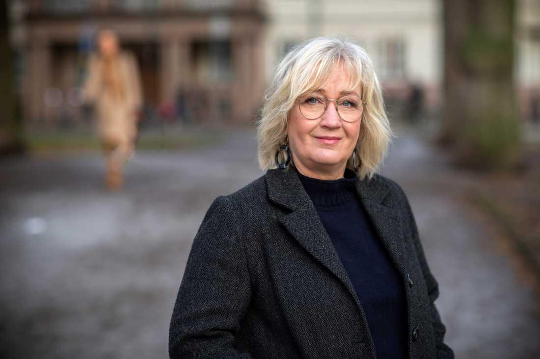 Erika Bjerström.