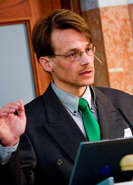 Den svenske klimatforskaren Markku Rummukainen.