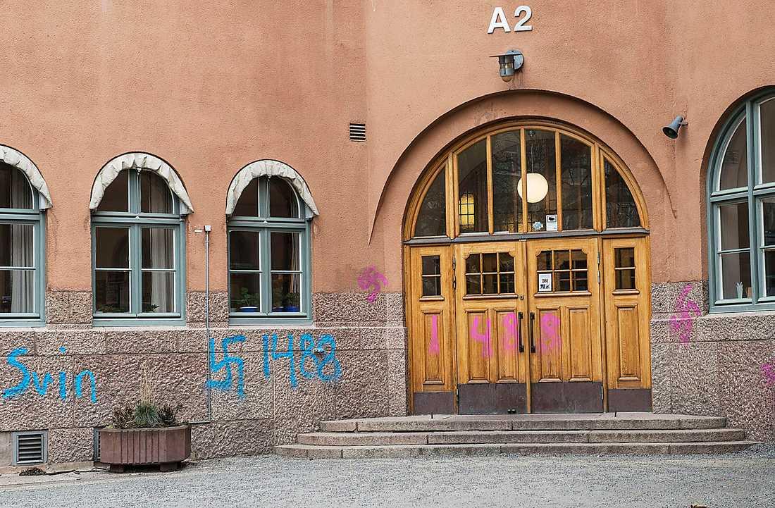 VIDRIGHETEN VÅGAR MER Med Sverigedemokraterna i riksdagen känner nazistiska grupperingar luft under vingarna. Gränsen för vad som kan sägas har förflyttats och öppnar dörren för ännu mer extrema grupper.