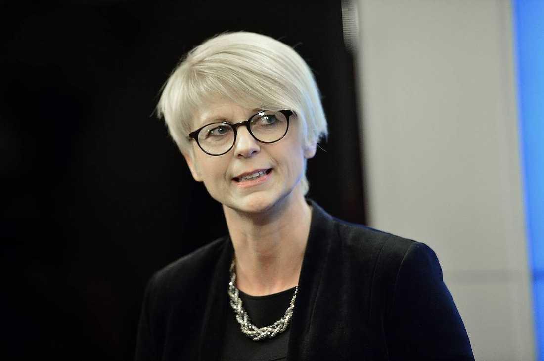 Elisabeth Svantesson (M) är också nöjd med utnämningen av Mikael Sjöberg.