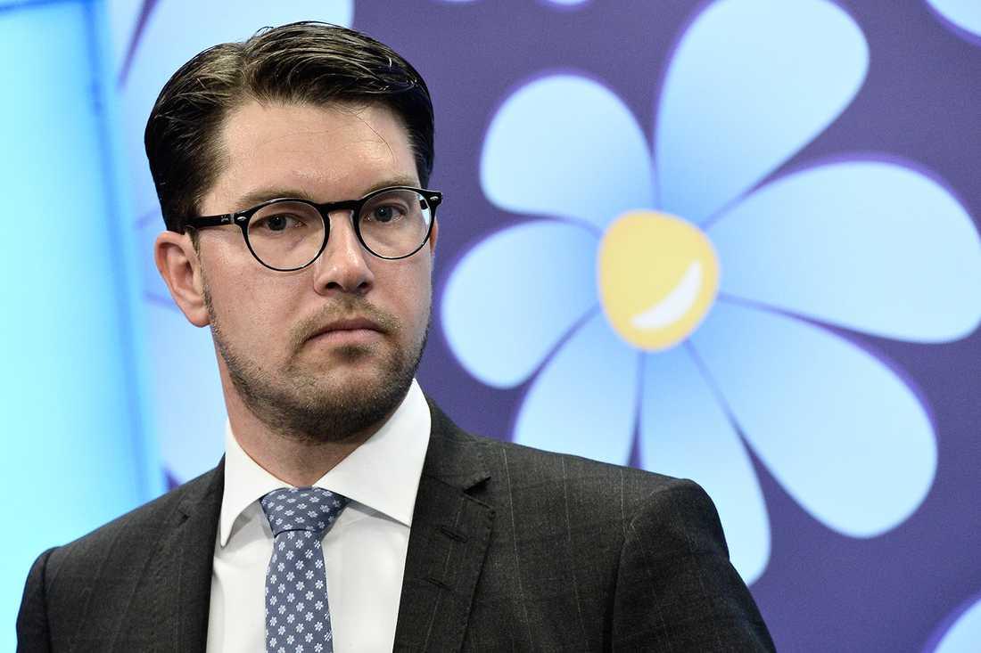 Sverigedemokraternas inflytande har minskat nu när den gamla förhandlingskulturen i riksdagen åter kommit till heders, skriver Lena Mellin.