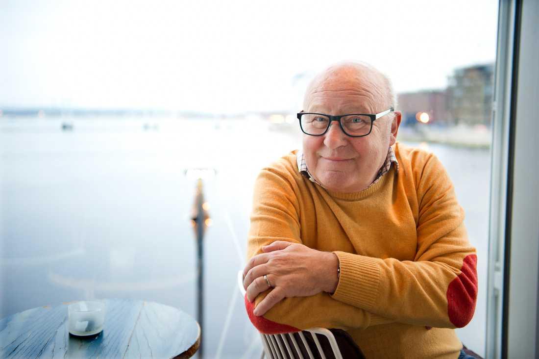 Lars-Åke Lagrell. Arkivbild.