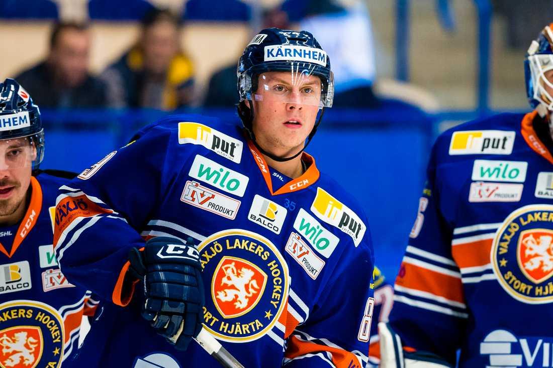 David Åslin är klar för Leksand.