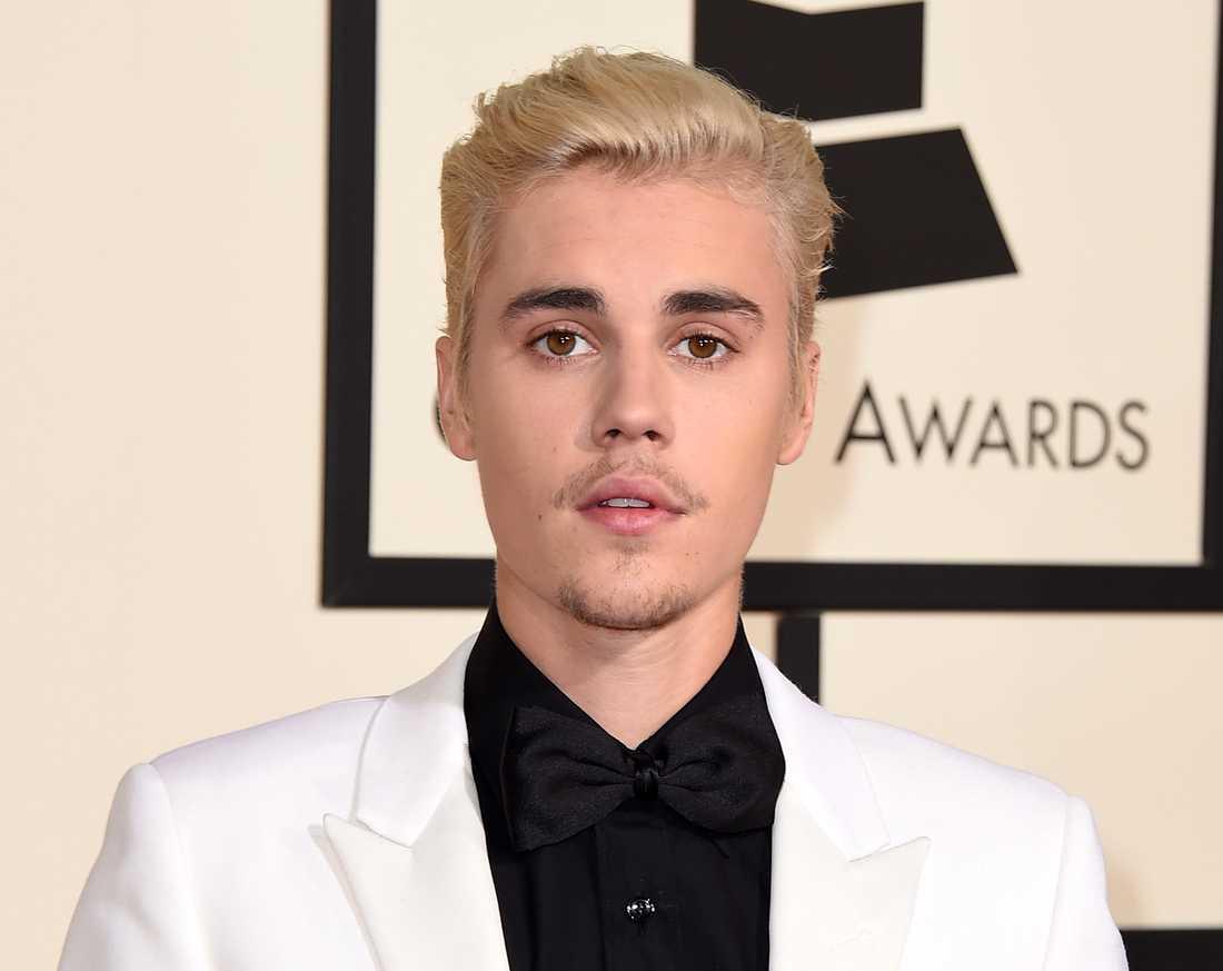 Justin Bieber släpper ny singel. Arkivbild.