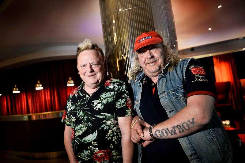 Christer Ericsson och Olle Jönsson