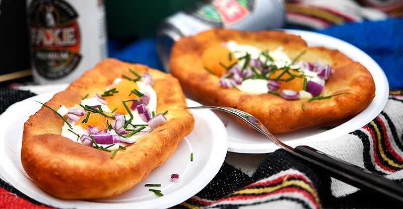Langos – laga en god ungersk rätt som festmat