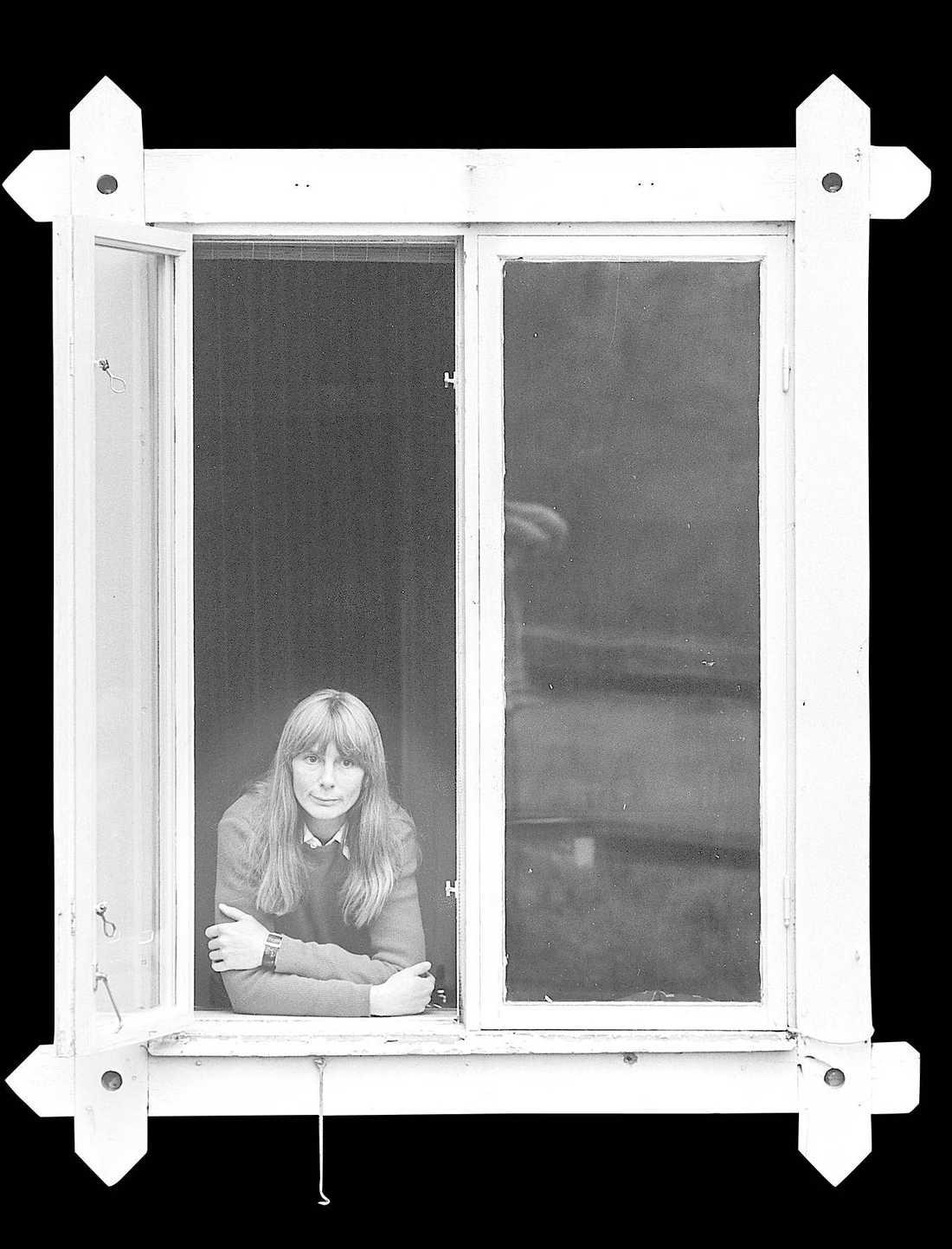 """Gunilla Wolde, författaren och illustratören bakom """"Totte""""- och """"Emma""""-böckerna gick bort i förrgår efter en tids sjukdom."""