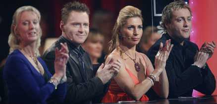 Tvåbarnspappa Dermot Clemenger i Let's Dance-juryn har blivit pappa för andra gången.