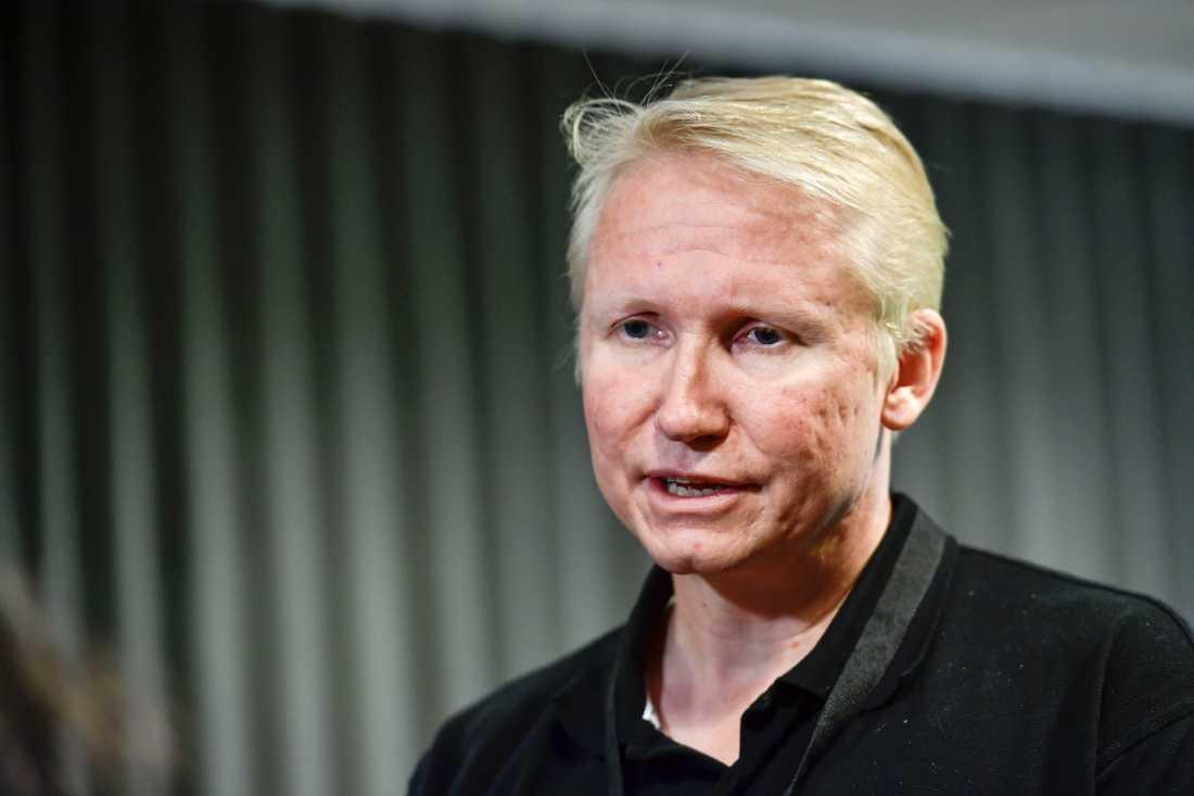 Mikael Tofvesson, biträdande chef för MSB:s operativa avdelning