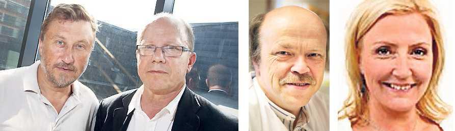 smutsigt Janne Josefsson och Nils Hansson avslöjade mutskandaler i Göteborg. Och chefen för cancervården, Roger Henriksson, och moderaten Helena Jungestam satt båda på dubbla stolar när de hade vinstintressen bakom sina förtroendeuppdrag.