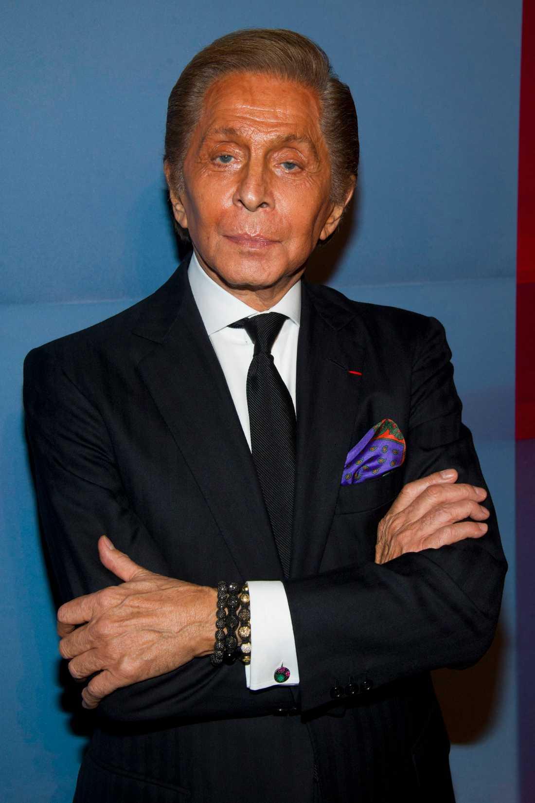 Valentino Garavani Greve Dragula, förmodar jag?