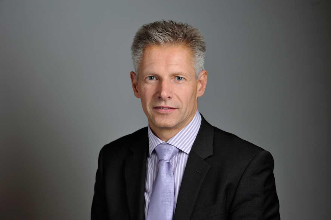 Såna uttalanden accepterar vi inte och vi tar kraftigt avstånd från det här, säger Anders Sellström, KD:s distriktsordförande i Västerbotten.