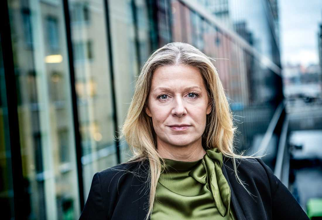 Sharon Lavie, sparekonom på Ikano bank.