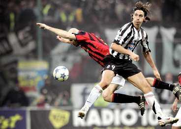 STOPPAD Fabio Capello var inte nöjd med Juventus - och Zlatans - insats.