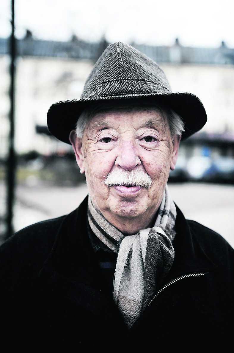 Bra vallöfte – men Carl Klingspor, 84, tror på det när det är infört.