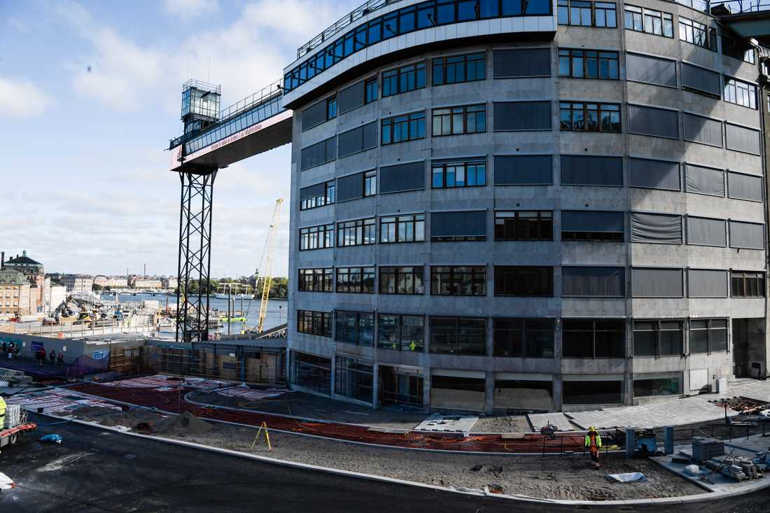Stockholms stad döms att betala 18,5 miljoner kronor i skadestånd till Eriks Gondolen. Arkivbild.