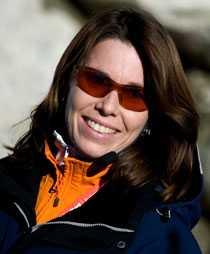 Magdalena Forsberg.
