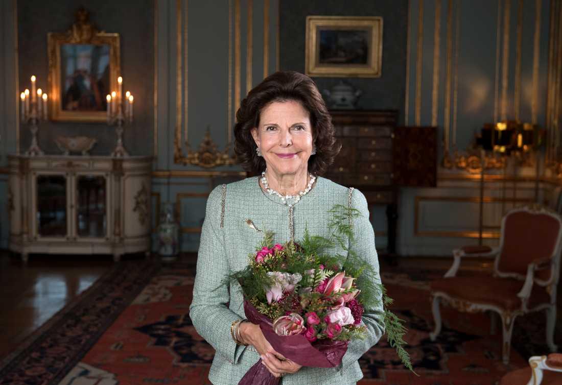 Drottning Silvia firar 75 år – men tycker inte själv att det känns särskilt speciellt att fylla år.