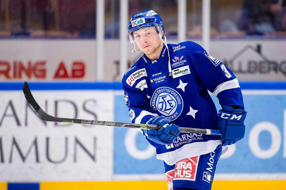 Linus Hultström.
