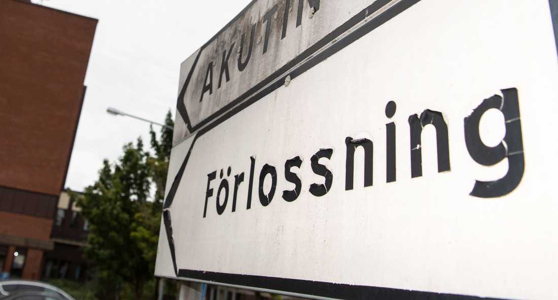 I juni stängdes förlossningsavdelningen på Karlskoga lasarett. Nu förestår den styrande majoriteten i Örebro läns landsting att avdelningen ska öppnas igen. Arkivbild.