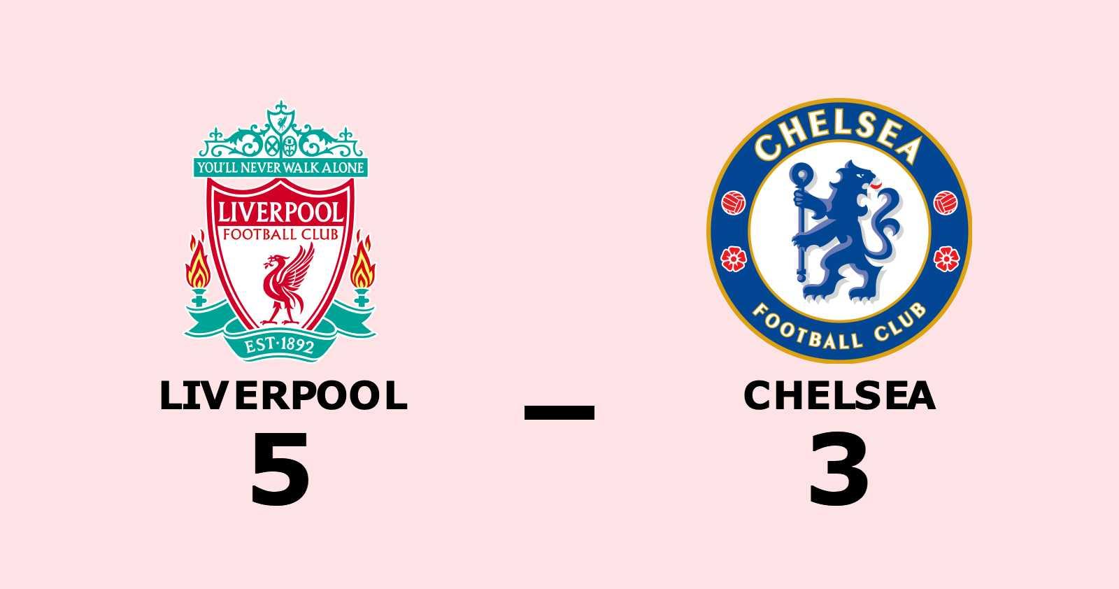 Liverpool utökar serieledningen efter ny seger