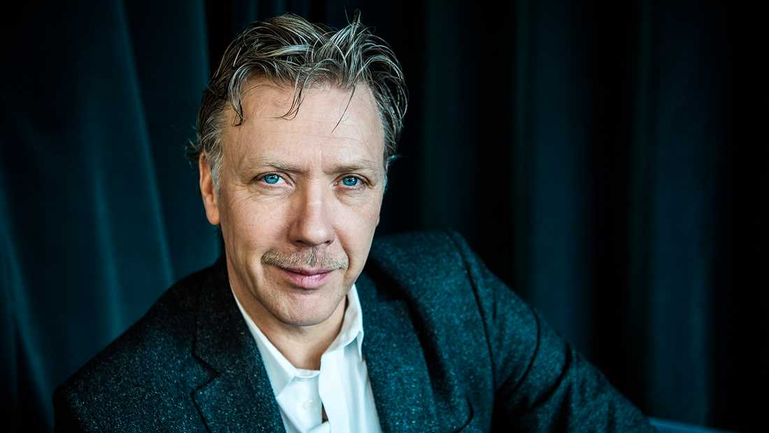 """Mikael Persbrandt ska bestiga Lobuche Peak i TV4:s satsning """"Expeditionen"""""""