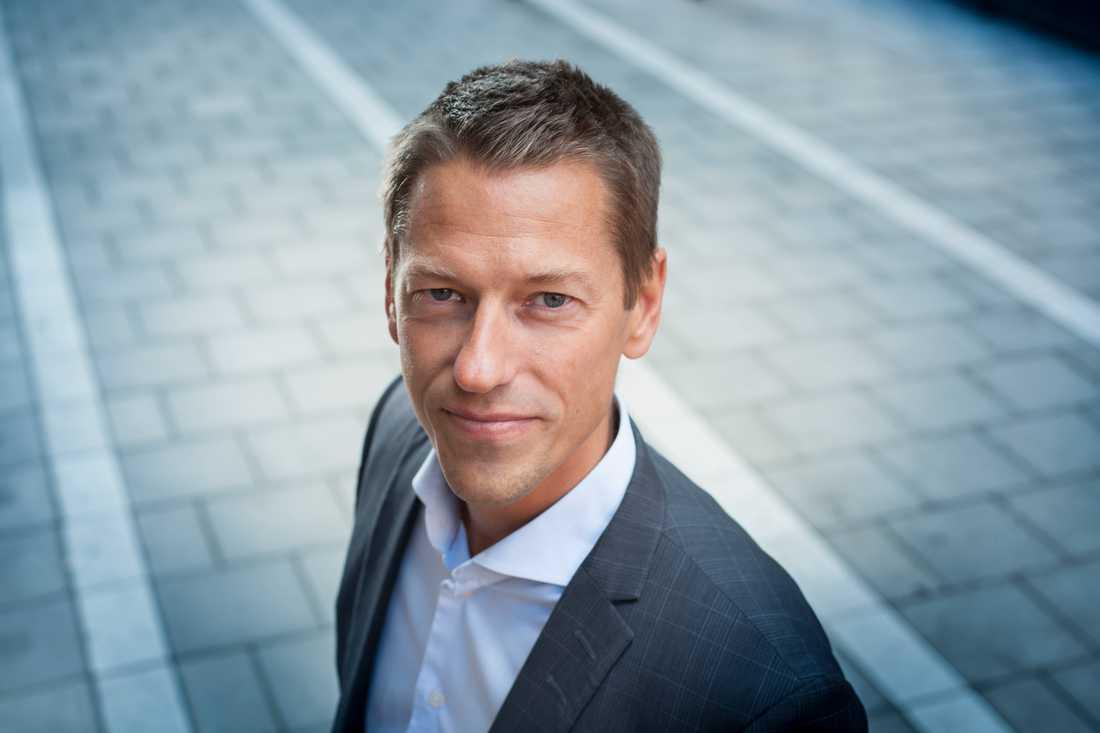 Magnus Jägerskog, Generalsekreterare för Bris.
