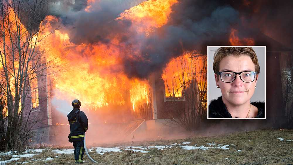 Genom att ändra arbetslöshetsersättningsreglerna för deltidsbrandmän kan svensk räddningstjänst få en bättre beredskap om branden slår till. Nu måste regeringen agera, skriver debattören.
