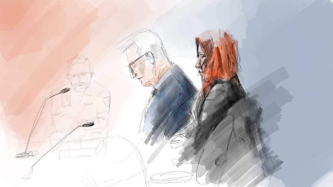 På torsdagen meddelade Norrköpings tingsrätt domen mot mamman till den treåriga som hittades död i en lägenhet i Norrköping i januari. Arkivbild.
