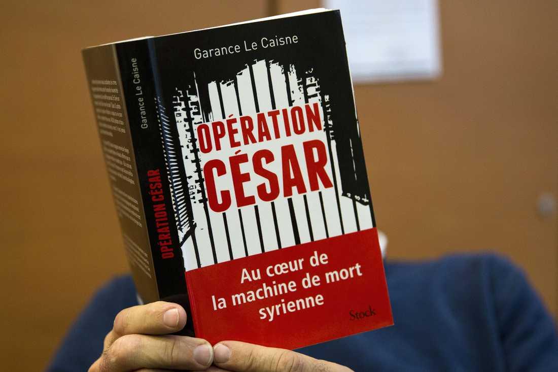 Boken om den syriska regimens tortyrmaskineri.