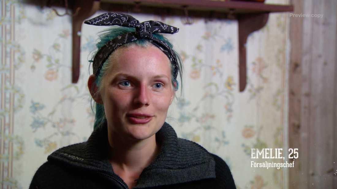Emelie Karlsson.