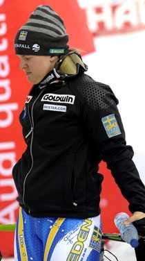 Störtloppet blev ännu en besvikelse för Anja, som är medaljlös i VM i Val'Disère.