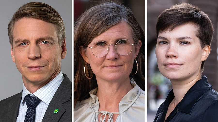 Vi vill förändra reglerna för hatbrott så att även brott som begås utifrån hat mot kvinnor ska leda till högre straff, skriver Märta Stenevi, Per Bolund och Annika Hirvonen.