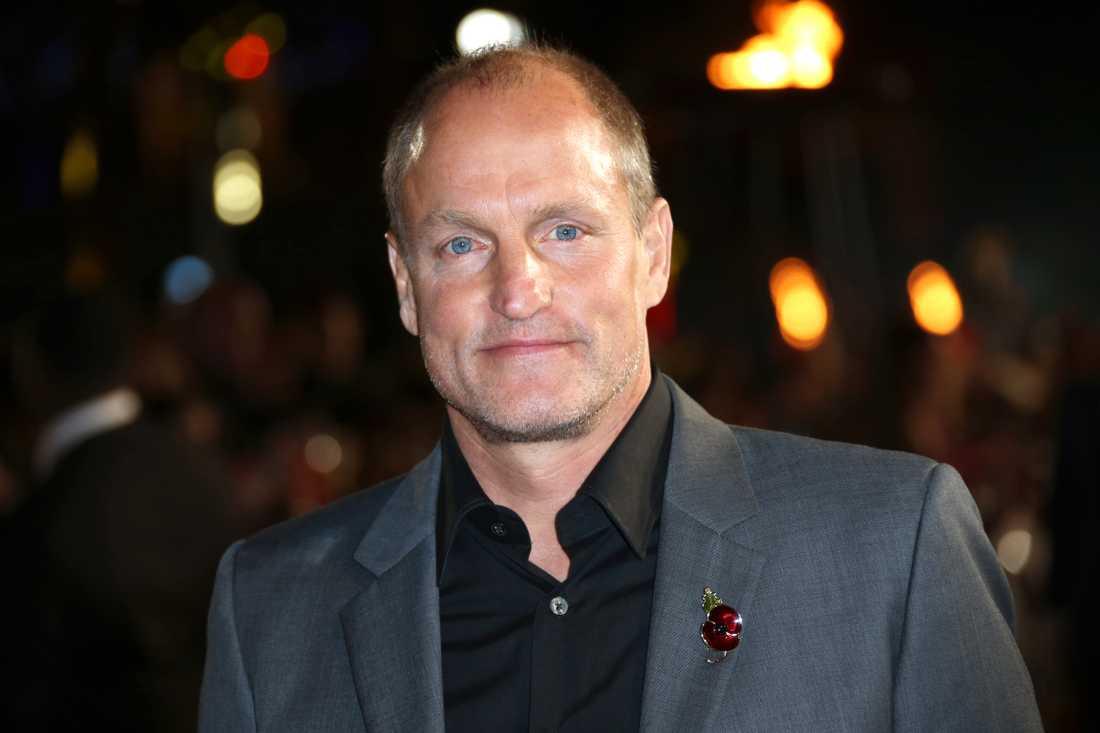 Woody Harrelson trotsade stängda gränser för Ruben Östlunds filminspelning i Sverige.