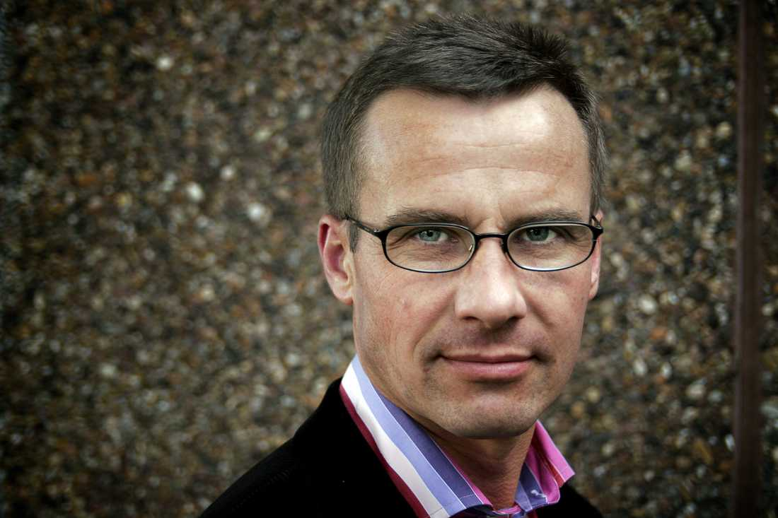 Ulf Kristersson, (m) Socialförsäkringsminister.