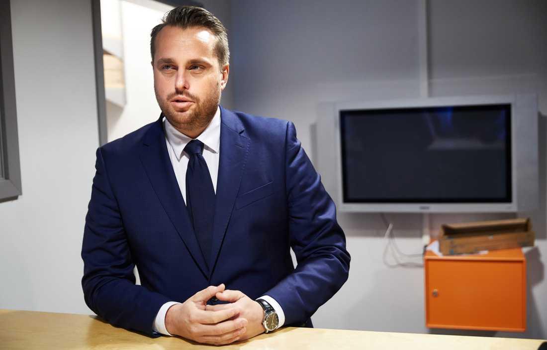 Christian Sonesson, kommunstyrelsens ordförande i Staffanstorp.