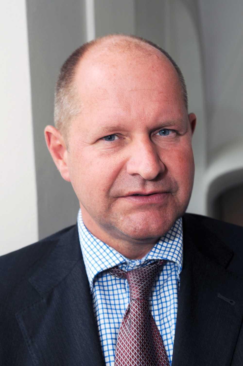 Dan Eliasson, generaldirektör för Försäkringskassan.