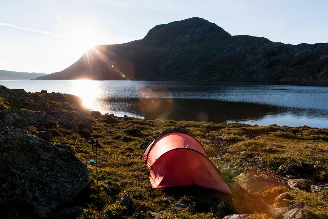 Här är Europas bästa campingställen - framför allt om du ska tälta.