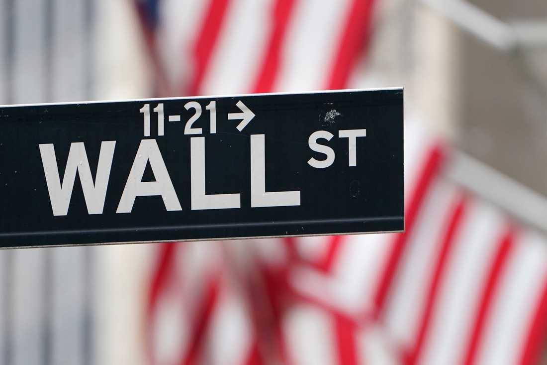 Det var uppåt på börsen i New York på torsdagen. Arkivbild.