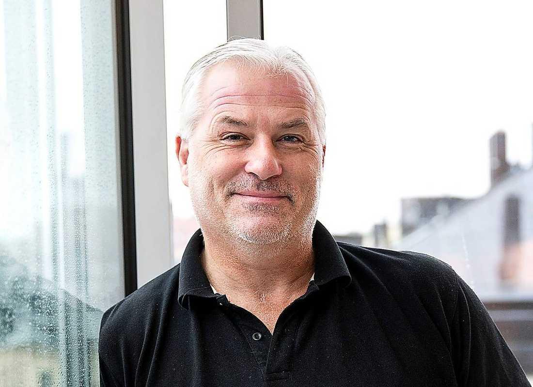 Glenn Hysén.