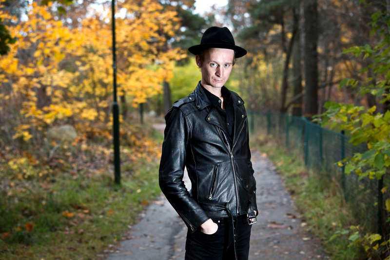 Kristian Gidlund dog i cancer.