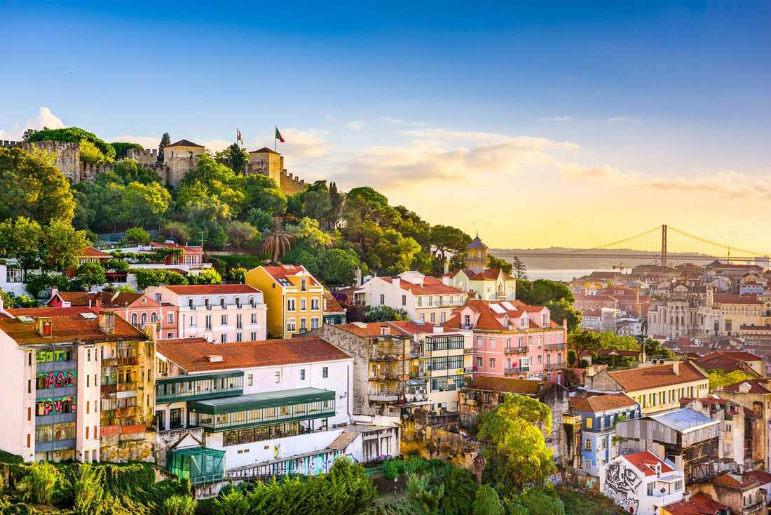 Lissabon är sommarens storstadsraket.