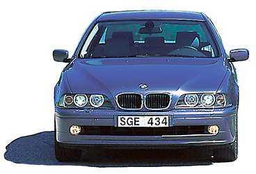 BMW - dyra reservdelar.