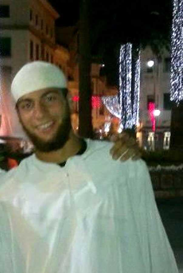 Ayoub El-Khazzani.