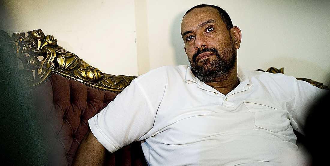 KRITISK Ahmed Agiza vittnar om hur svenska regeringen lät sig grundluras av Egypten.